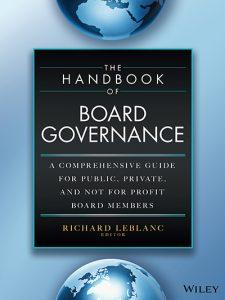 HandbookOfBoardGovernanceCover
